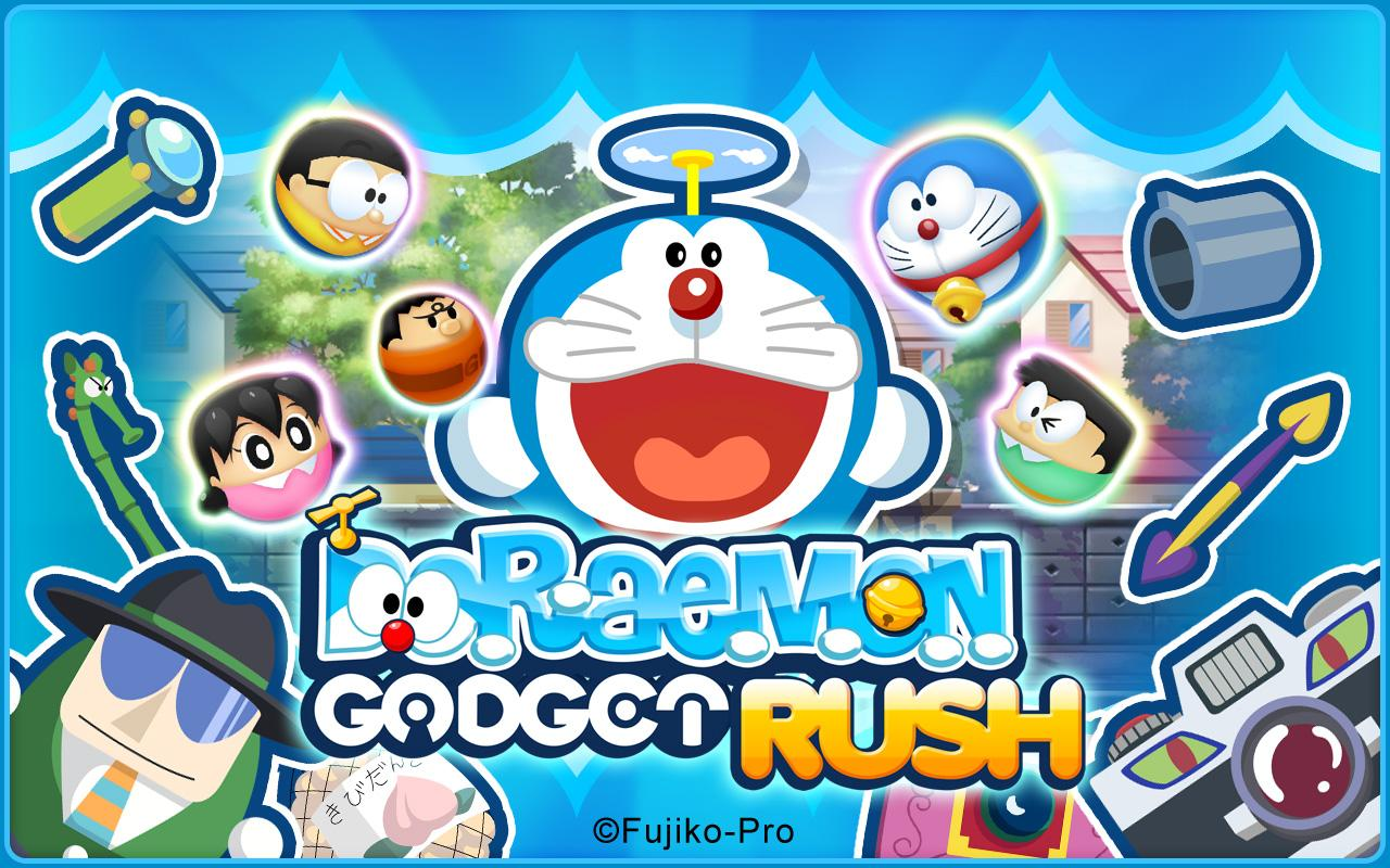 in Doraemon Gadget Rush hack apk