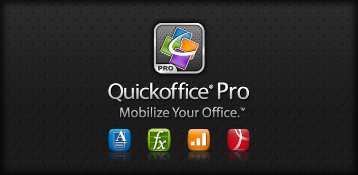 Quickoffice pro apk