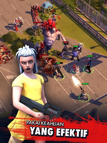 download Zombie Anarchy Mod in Zombie anarchy apk mod