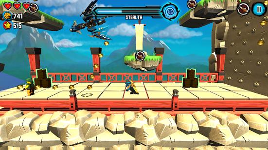 LEGOC2AE Ninjago mod apk in LEGO Ninjago: Skybound APK mod