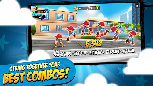 Epic Skater apk in Epic Skater v1.47.1MOD