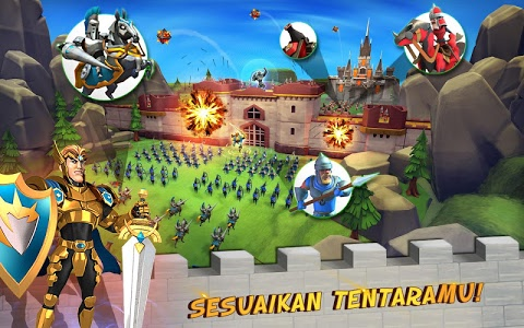 Lords Mobile mod APK in Lords Mobile mod apk