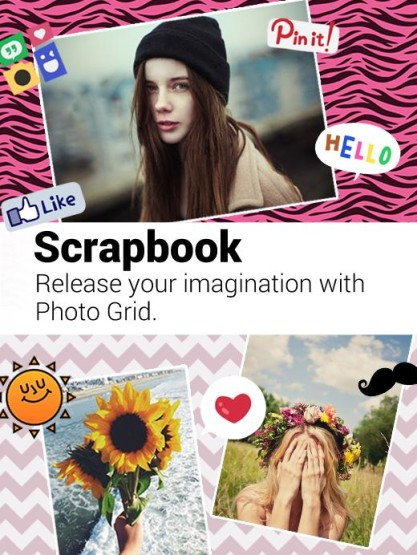 download photo gird for android 417x555 in Download Photo Gird