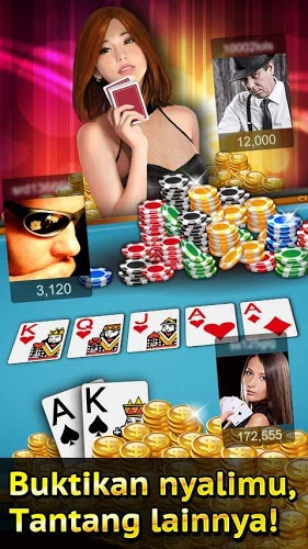 download Luxy Poker APK mod android in Luxy Poker APK Hack