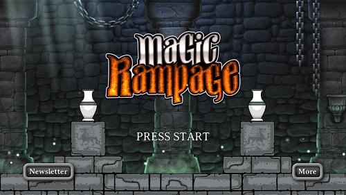 Magic Rampage apk in Magic Rampage 1.9.3 APK