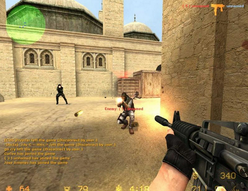 game cs 16 in Counter Strike Mod APK