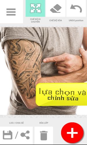 download aplikasi Tattoo my Photo apk 1 in Tattoo my Photo 2.0 Mod APK
