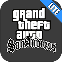 GTA San Andreas (SA) Lite Apk icon