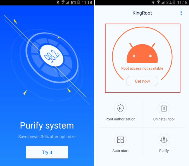 download kingroot apk in KingRoot APK