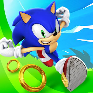Game Sonic Dash APK icon