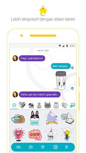 download Google Allo android in Apliaksi Allo Google APK