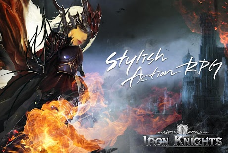 download Game Iron Knights mod in Iron Knights Mod APK