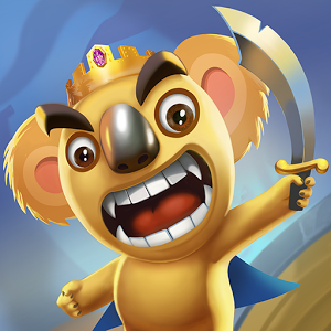 Tropical wars APK mod baru icon