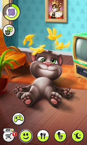 My Talking Tom apk in My Talking Tom 2.6.3 APK