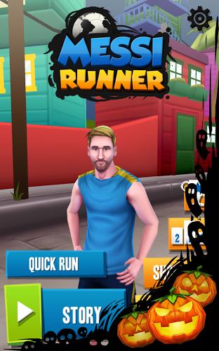 dowload messi runner mod in Messi Runner Mod APK