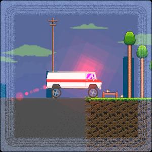 Simulasi Mobil Terbaik icon