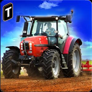 Farm tractor simulator 3D apk in Simulasi Mobil Terbaik