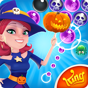 Bubble Witch Saga 2 hack icon