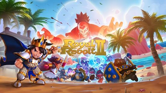 download Royal Revolt 2 mod in Royal Revolt 2 Mod APK