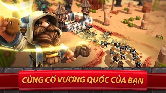 download Royal Revolt 2 mod gratis in Royal Revolt 2 Mod APK
