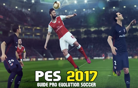 Pes 2017 mod apk android in Pes 2017 Mod