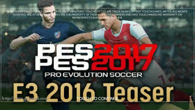 FTS Mod PES 2017 E3 Edition Apk + Data Obb Free Download icon