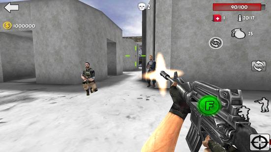 tai game run strike shoot mien phi in Gun Strike Shoot mod full apk