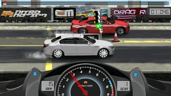 download Drag Racing mod apk in Drag mobil mod apk