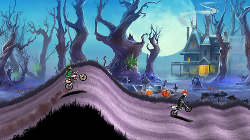 Mad Skills Motocross 2 android in Mad Skills Motocross 2 full data