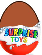 Surprise Eggs – Kids Game icon