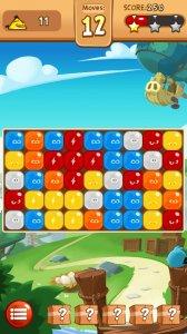 angry birds blast 1 in Angry Birds Blast Mod APK